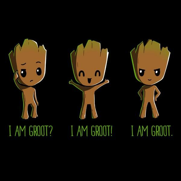 I Am Groot - Visit to grab an amazing super hero shirt now on sale!