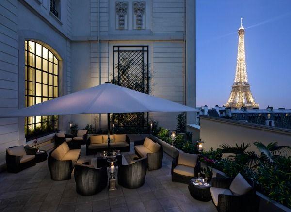 Les 25 meilleures idées concernant terrasse hotel paris sur ...
