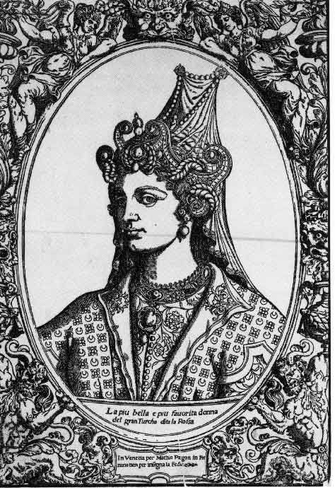 Roxelane Hürrem Sultan/British Museum, London