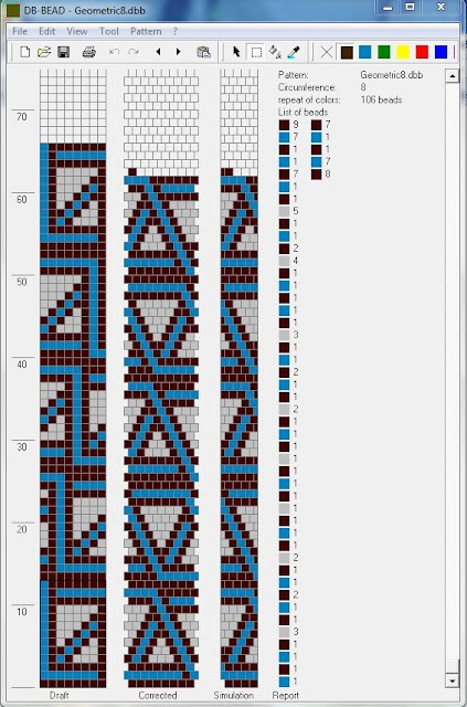 BeadedCrochet_GeometricSchemes - Mariam Nahapetyan 8 around