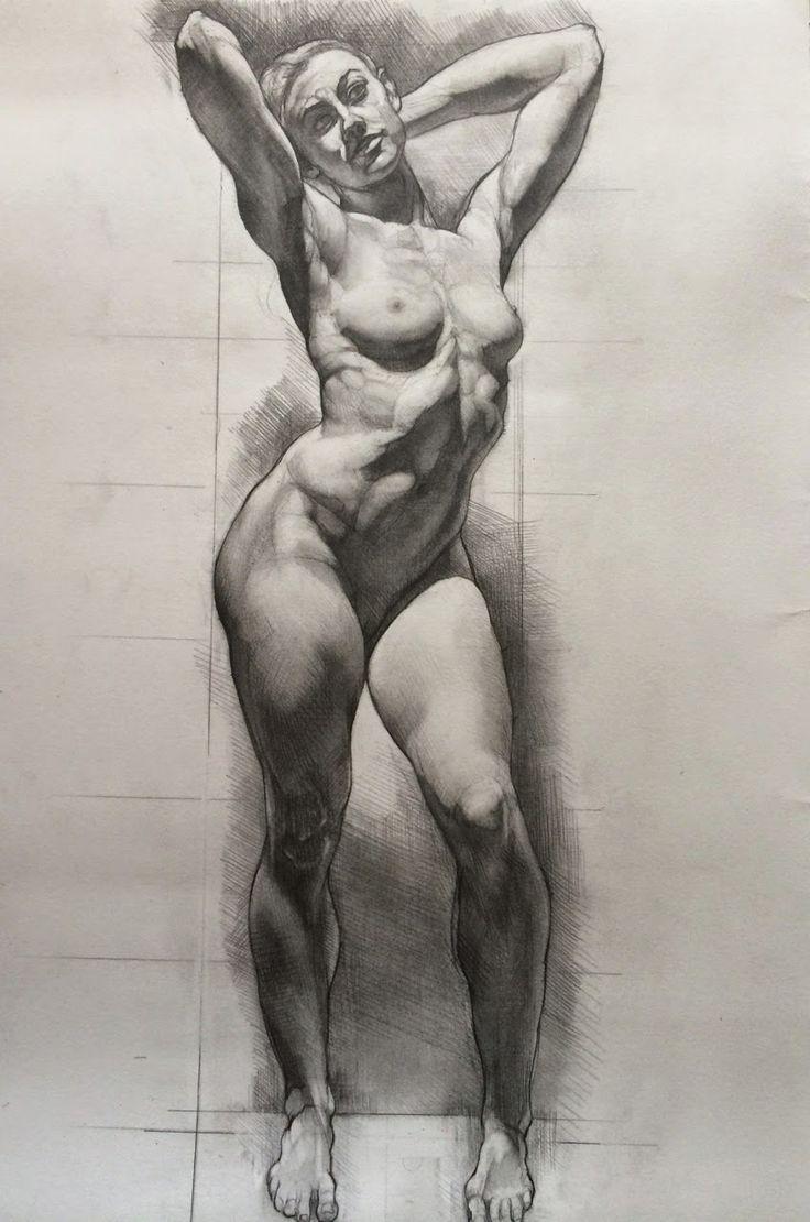 Sabin Howard Sculpture: Nouvel article de Daniel Maidman sur Sabin Howard Figure Dessins