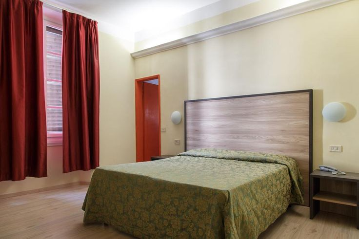 $52 Hotel Basilea is a 5-minute walk from the Accademia Gallery and Florence Station.