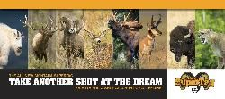 Enter Montana's SuperTag Lottery http://fwp.mt.gov/hunting/licenses/all/supertag.html