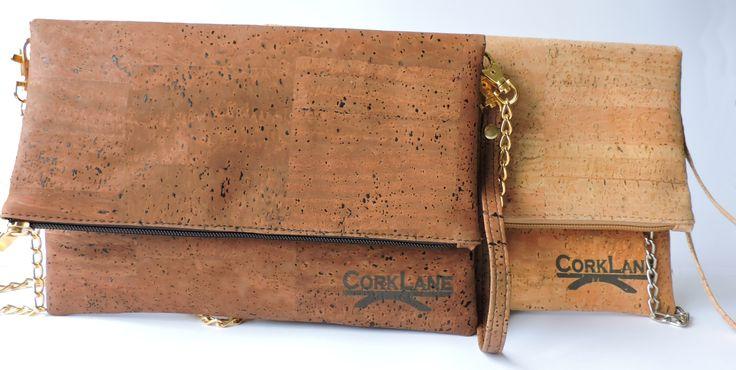 Which CorkLane clutch do you prefer? 100% cork by PortugaliaCork