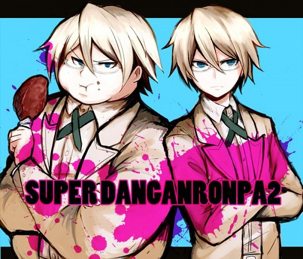 Togami Byakuya.  Im still dont understand how Fatogami fits in the second game...