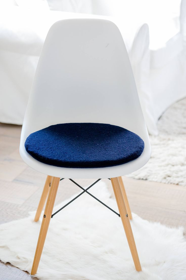 Ein persönlicher Favorit aus meinem Etsy-Shop https://www.etsy.com/de/listing/480924986/stuhlkissen-in-dunkelblau-passend-fur