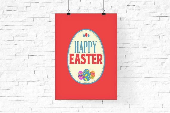 Hey, I found this really awesome Etsy listing at https://www.etsy.com/listing/269199193/easter-printable-happy-easter-easter