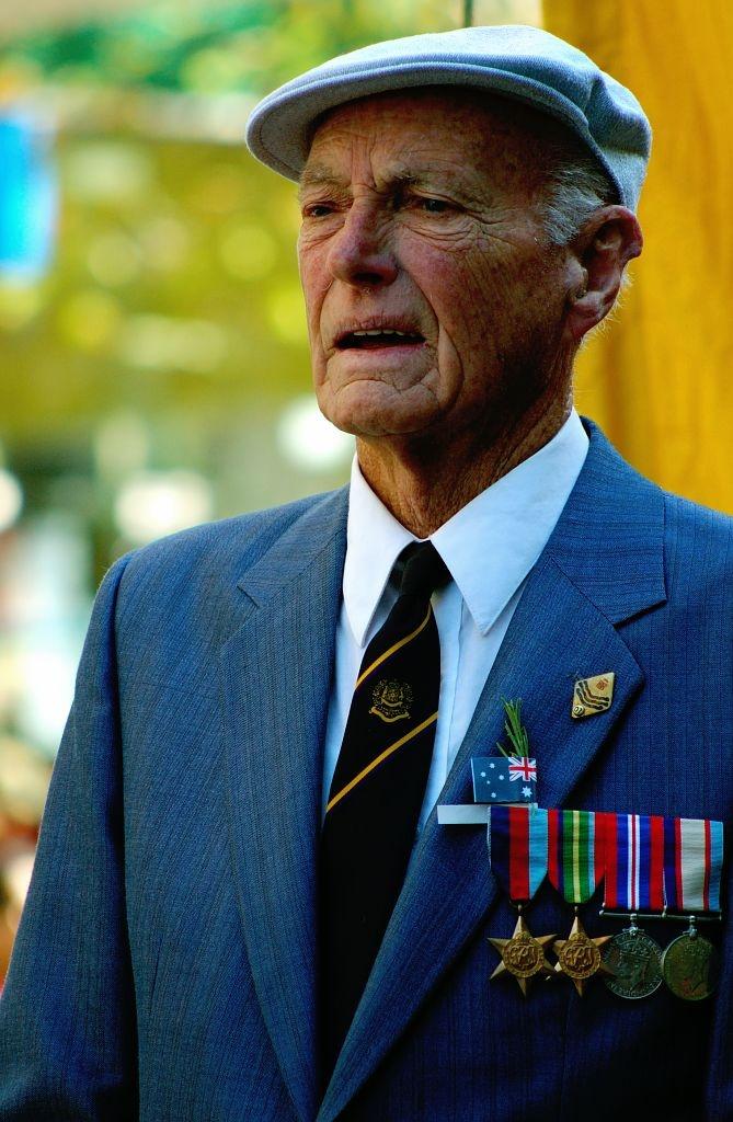 Australian War Veteran