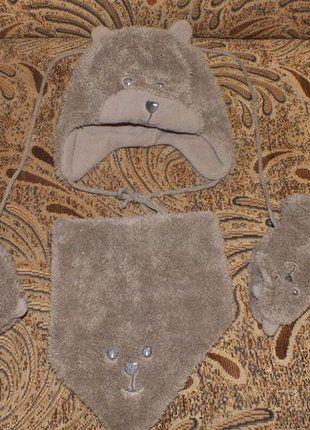 Kup mój przedmiot na #vintedpl http://www.vinted.pl/odziez-dziecieca/dziewczynki-inne/11885349-zimowy-komplecik-dla-dziecka-czapka-rekawiczki-i-szaliczek-3-5lat