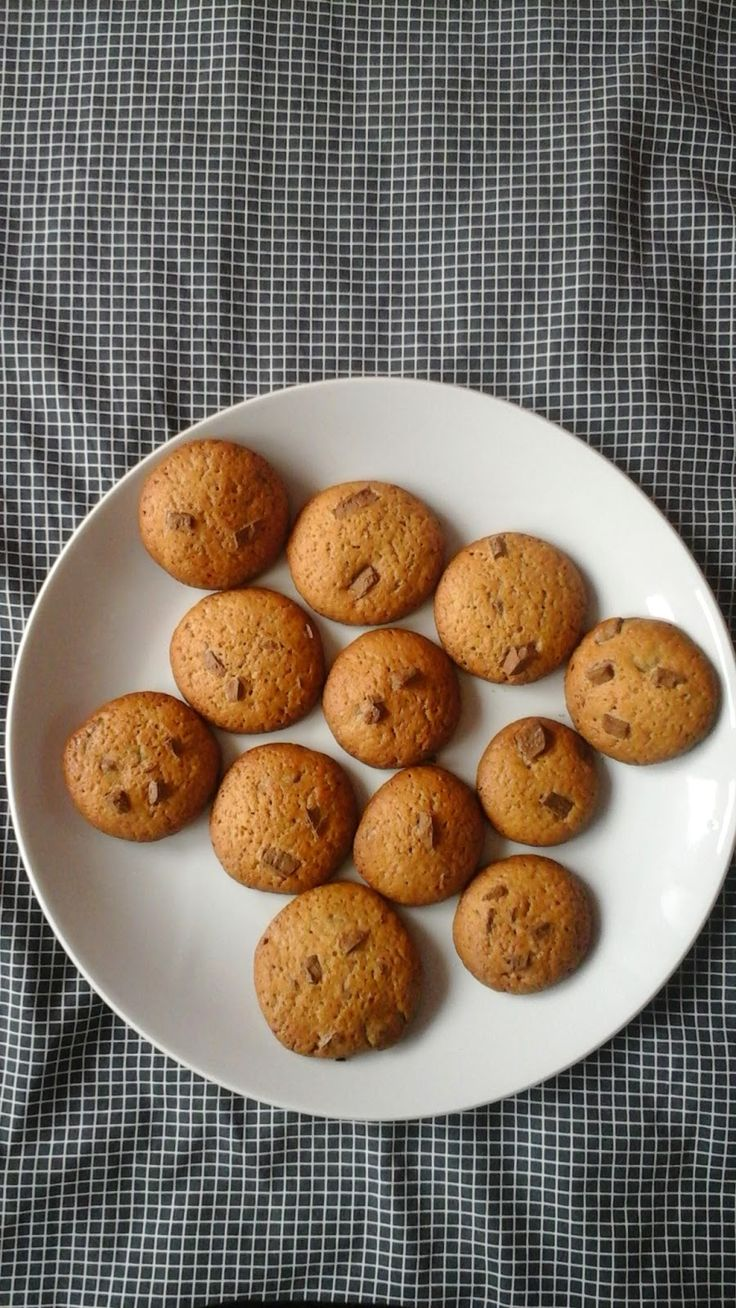 Bezlepkové Brno: Bezlepkové cookies