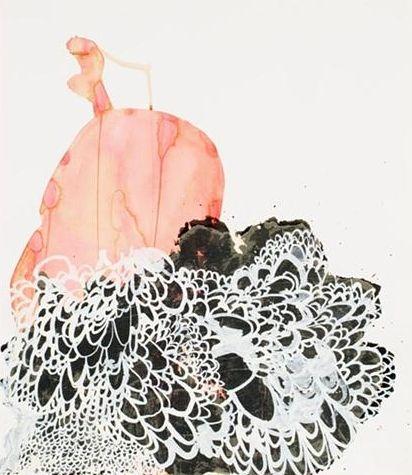Andy Ness via of paper and things: Arts You, Art Noir, Art Inspiration, Artists Stuff, Artsy Fartsi, Artists Inspiration, Art Sources, Andy Ness, Illustrations Patterns