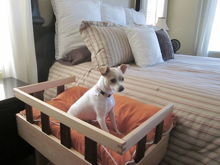 Wooden Dog Bed Plans Woodworking Projects Amp Plans