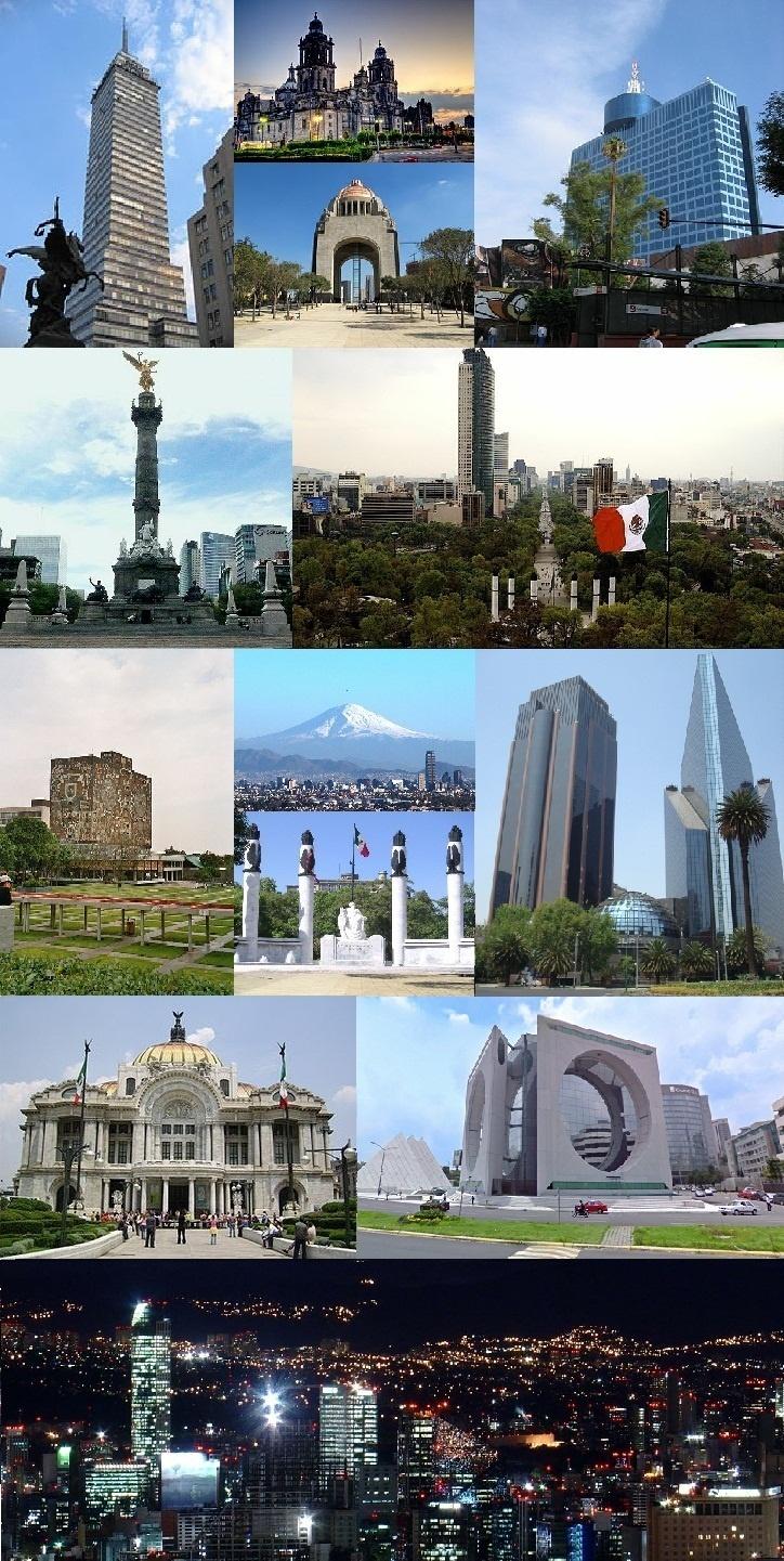 Ciudad de Mexico / México City