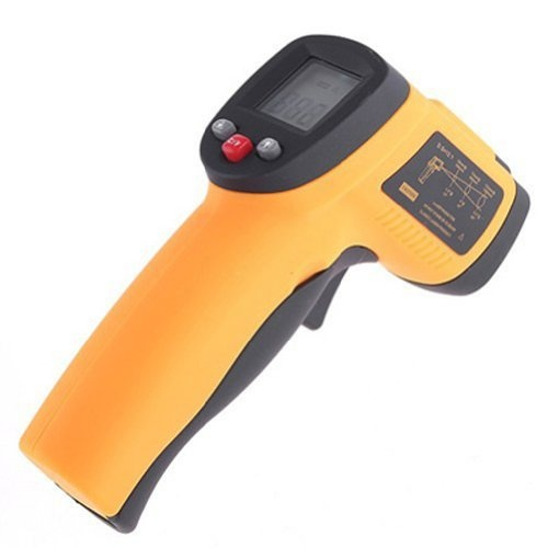 FDL Infrared Digital Thermometer Tempera...