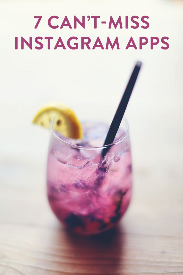 7 Instagram Apps to Check Out