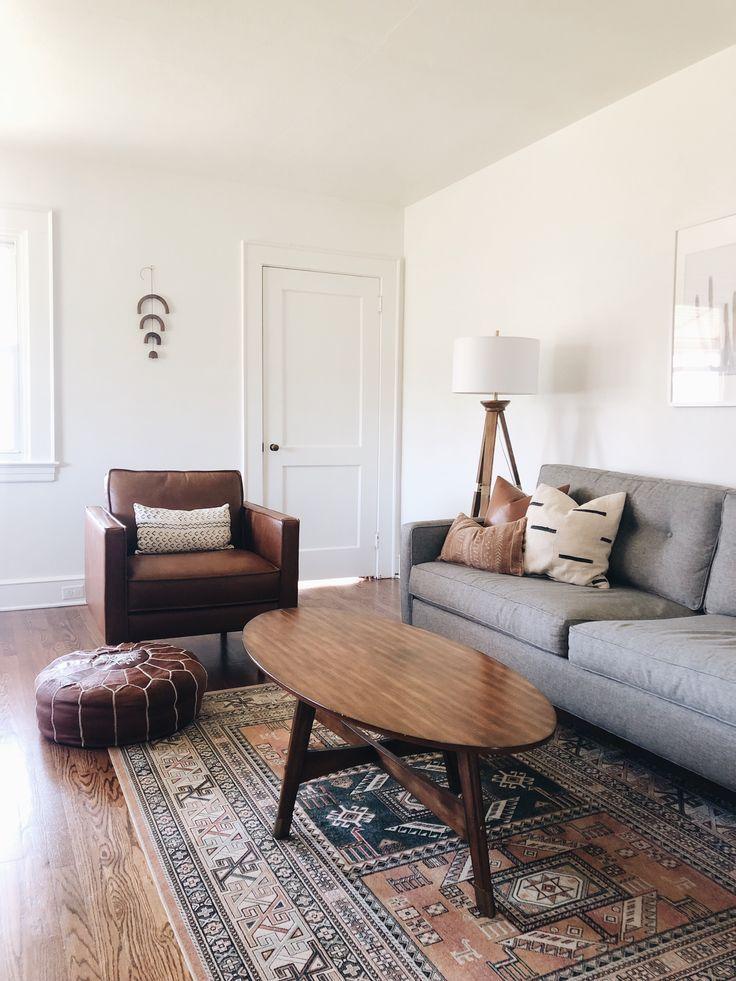 Dreamy Home Decor Modern Grey Living Room Modern Boho Living Room Mid Century Modern Living Room