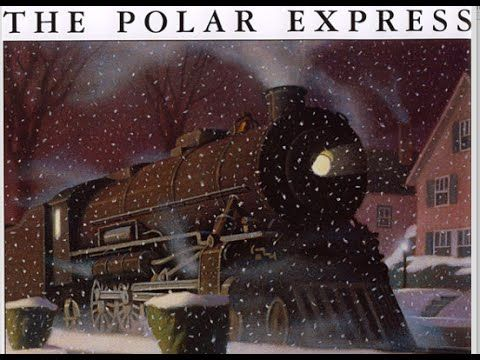 The Polar Express Book Reading w/ Pictures and Sound Effects - This ne may be better than other.