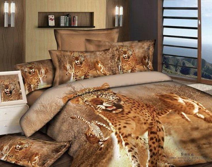Leopard Style6 Cheetah Print Leopard Print Bedding Set
