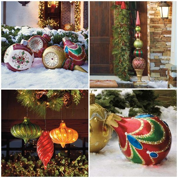 185 best Noël Décor extérieur images on Pinterest   Cedar hill ...