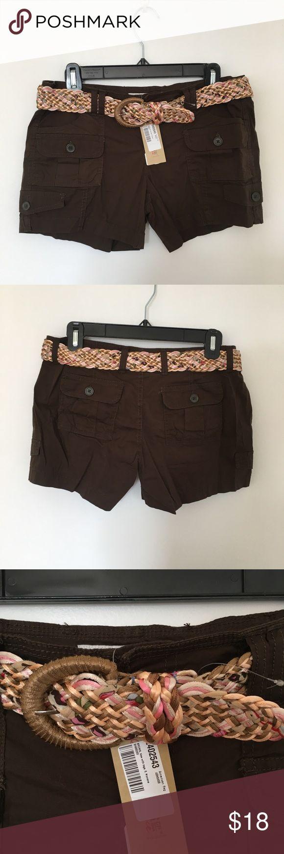 American Rag Cargo Shorts Item: Cargo Shorts (3.5 inch inseam)   Designer: American Rag  Size: 5  Condition NWT American Rag Shorts Cargos