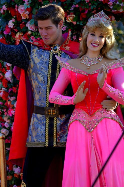Aurora & Prince Phillip
