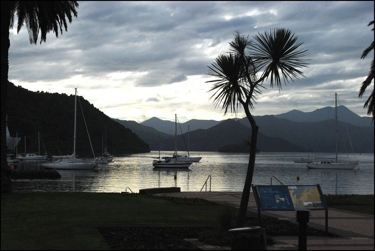 Picton, South Island,New Zealand
