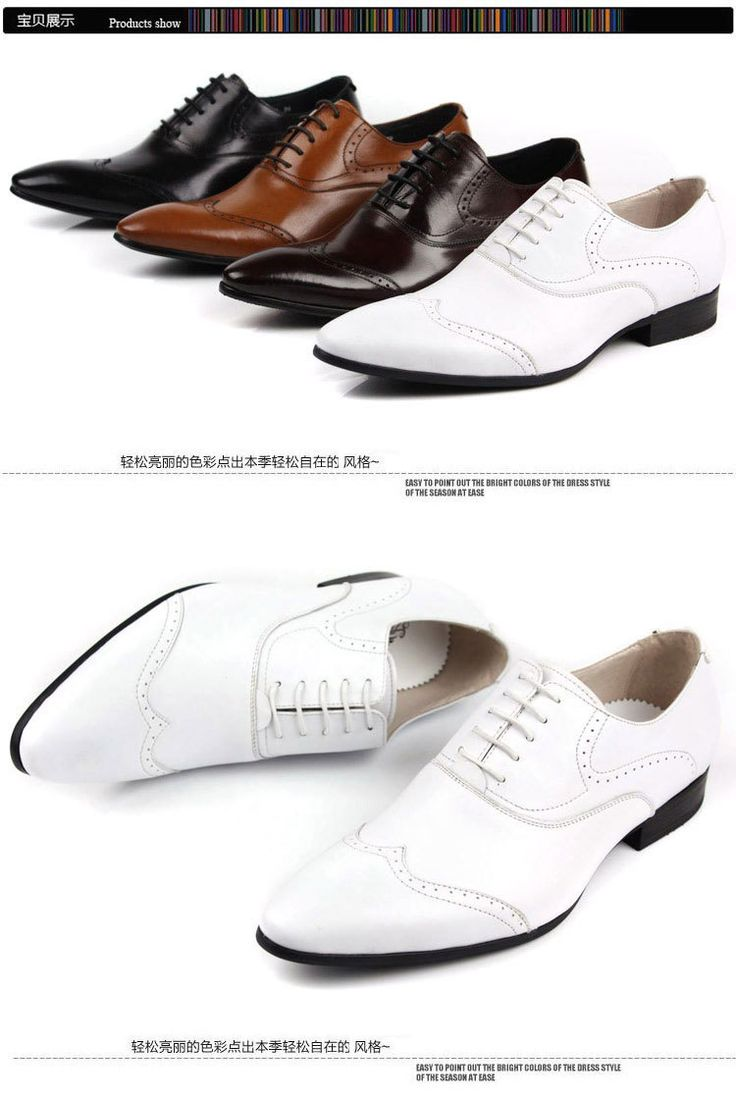 2015 Spring and Autumn England Pointed Toe full grain genuine leather fashion casual Brand business office Men's Oxfords Shoes