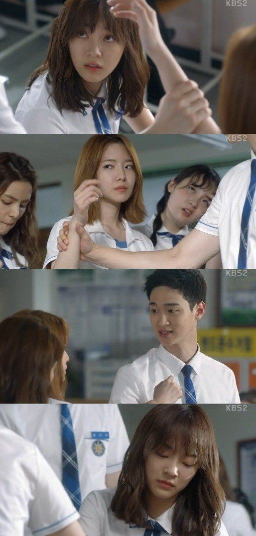 [Spoiler] Added episode 2 captures for the #kdrama 'School 2017'