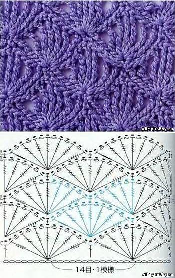 Crochet Desenler ...♥ Deniz ♥