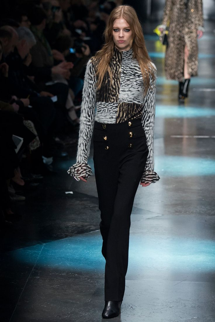 Roberto Cavalli - Fall 2015 Ready-to-Wear - Look 3 of 54