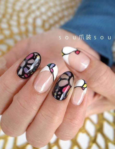 「鎮魂 ~たましずめ~」の画像|nail salon 爪装 ~sou-… |Ameba (アメーバ)