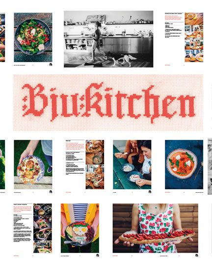 Kniha Bjukitchen | bux.cz