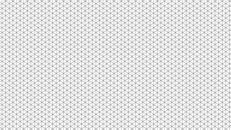 tumblr_n4xxue0QiK1r972z7o1_1280png (1280×720) useful - isometric graph paper