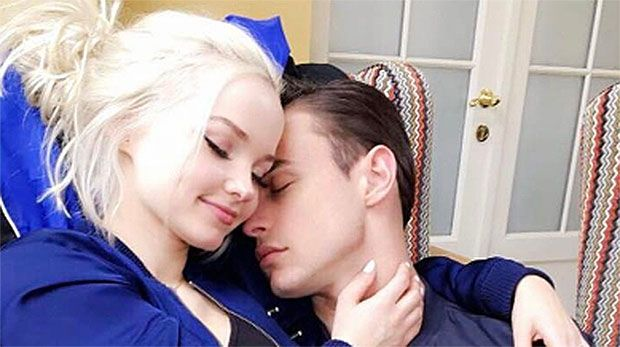 Dove Cameron Calls BF Thomas Doherty The 'Love Of Her Life:' See Adorable Pics Of Them Together https://tmbw.news/dove-cameron-calls-bf-thomas-doherty-the-love-of-her-life-see-adorable-pics-of-them-together Dove Cameron and Thomas Doherty are Young Hollywood couple goals as always! Dove confessed he's the love of her life in a sweet new interview, and we dare you to watch it without melting.Dove Cameron, 21, admitted in a new interview that she doesn't mind working together with her…