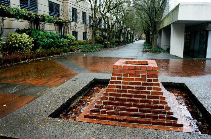 1000 images about garden design on pinterest gardens for Garden fountains portland oregon