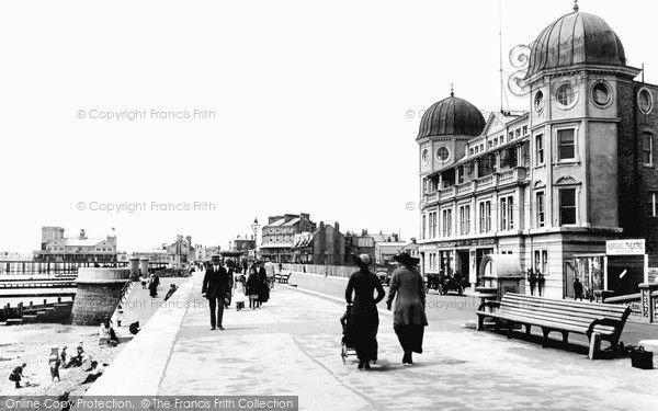 Bognor Regis, The Kursaal 1914, from Francis Frith