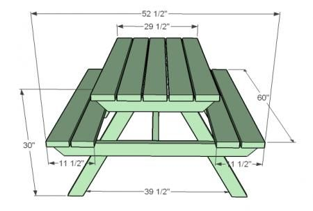 I want to make this and paint a bold color!  DIY Furniture Plan from Ana-White.com