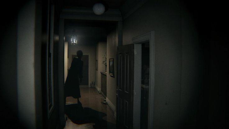 Dark Hallway - PT