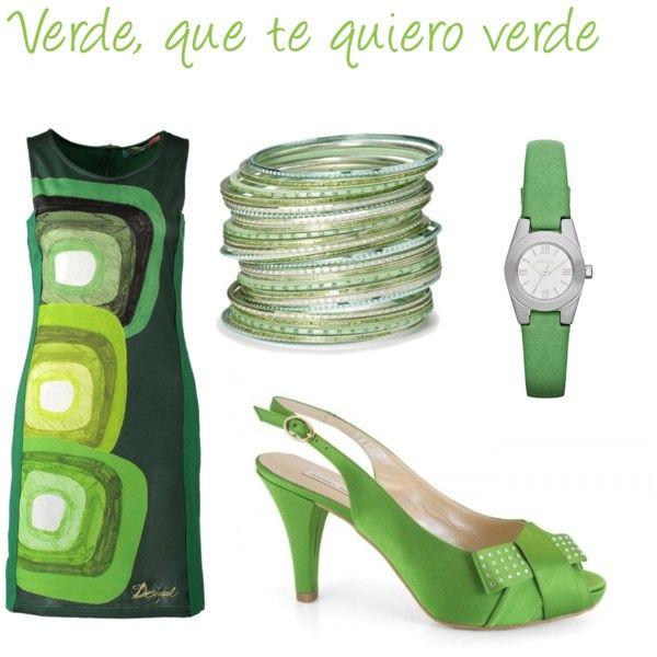 """Verde, que te quiero verde"""
