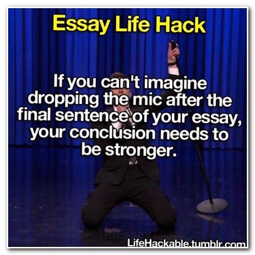 how to write an explanatory essay