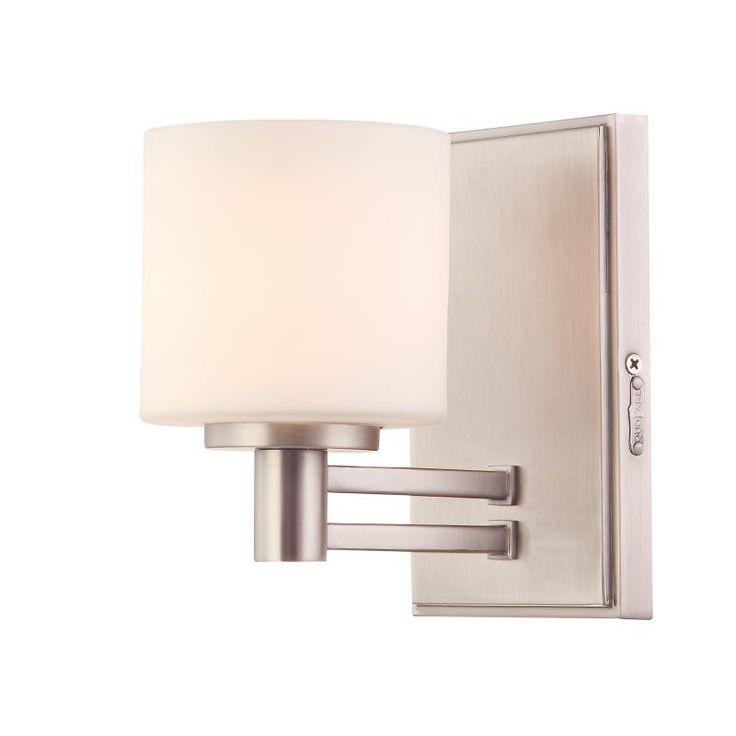 Halogen Bathroom Sconces 49 best bathroom lighting images on pinterest | bathroom lighting