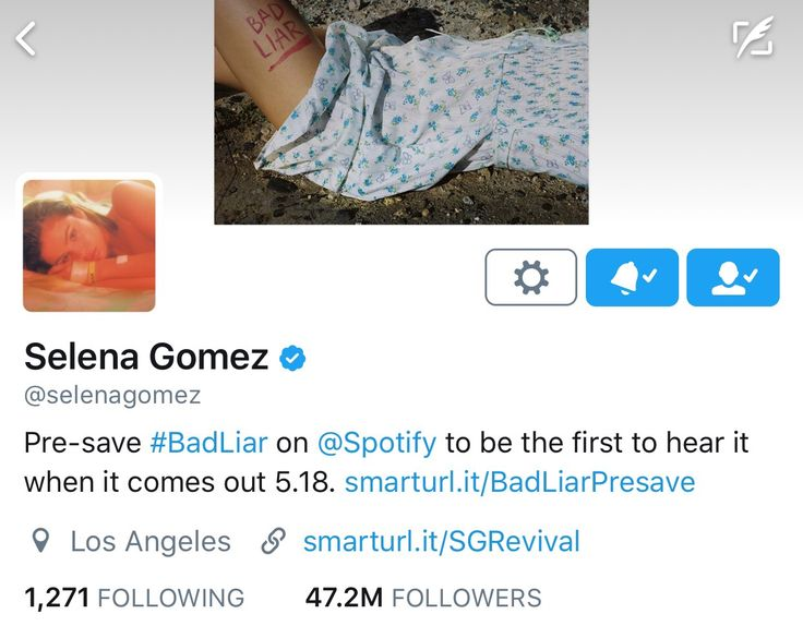 "Pallavi Bhoyar : ""May 16: Selena's Twitter icon has been updated! """