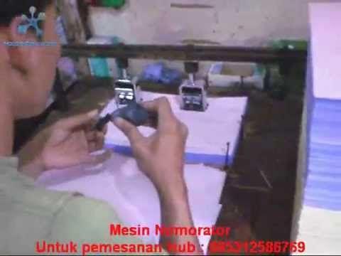 Numerator Machine