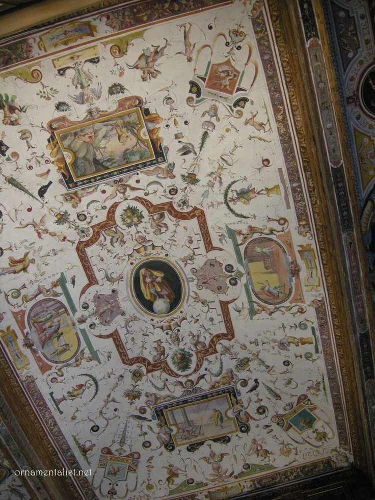 289 best Groin Ceilings images on Pinterest Painted ceilings