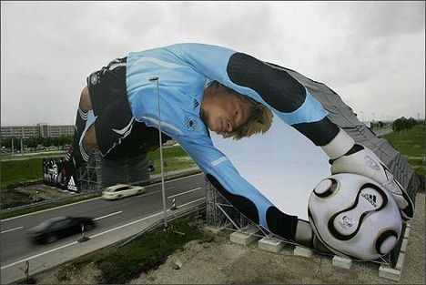 Adidas world cup.