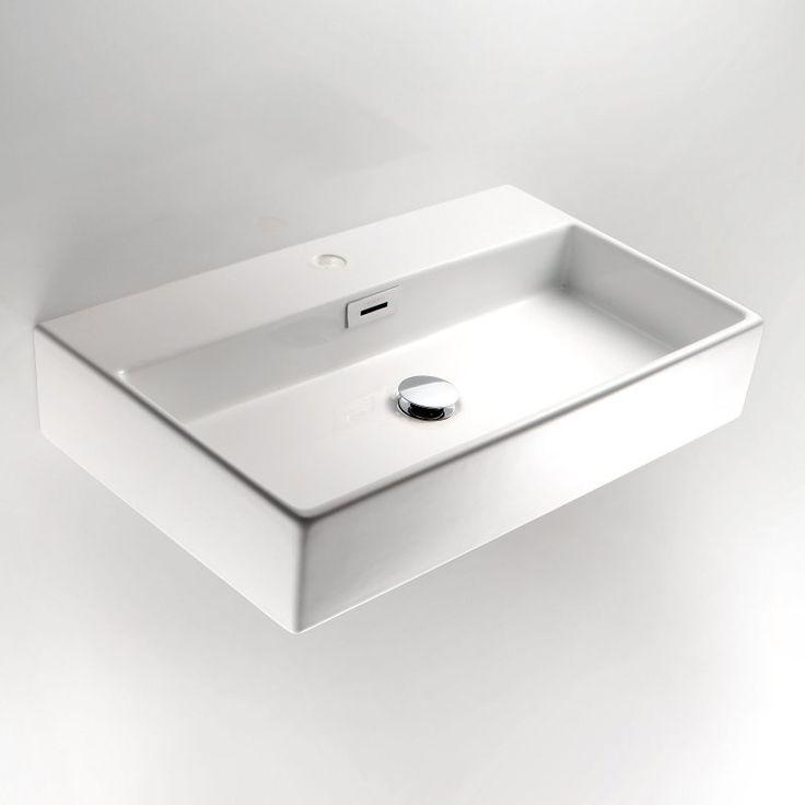 ws bath collections quarelo wall mount bathroom sink quarelo