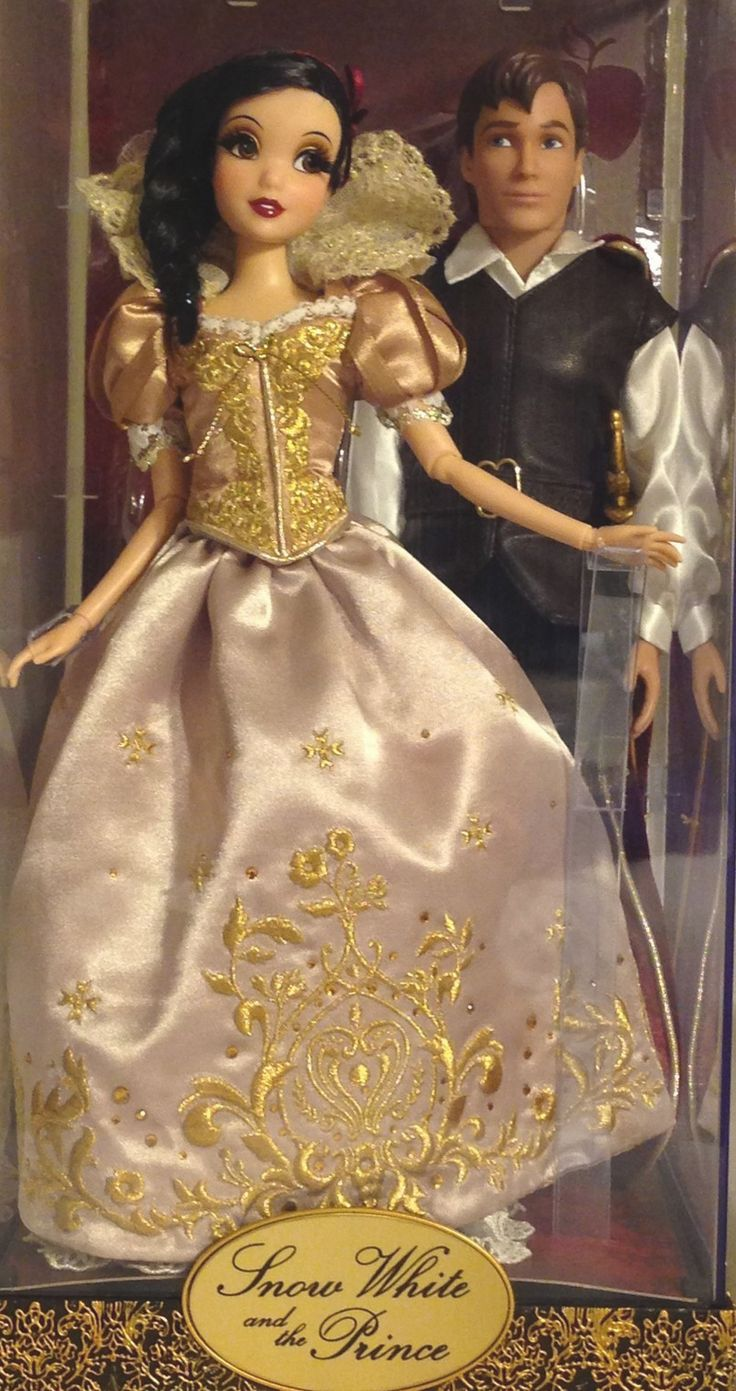 Jessica rabbit special edition doll by disney collectors dolls dark - Snow White And The Prince Disney Designer Dolls