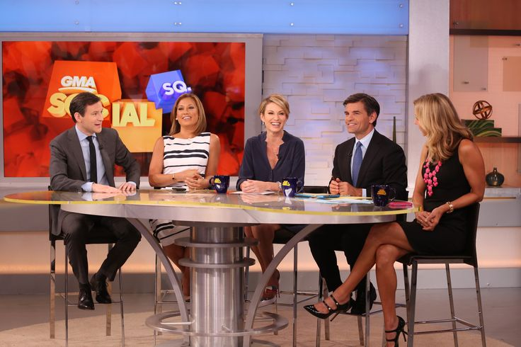 Good Morning America Dave Roe : Best the gma family images on pinterest abc news