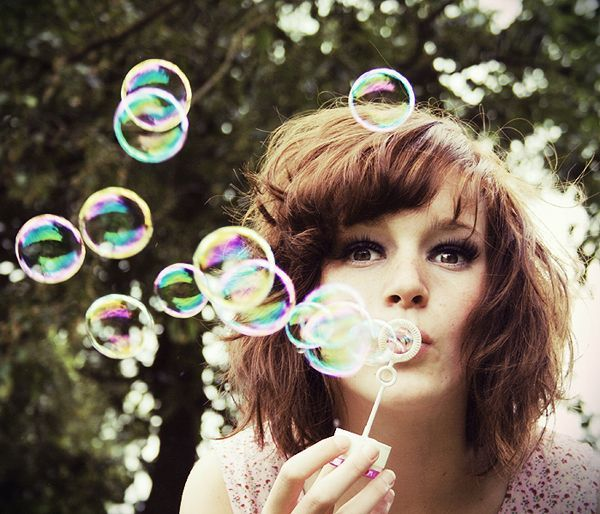 Bubbles #photography #ideas