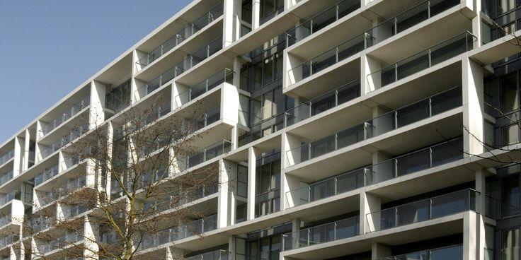 Verbouwing appartementen De Nieuw Margriet - Finbarr McComb Architect